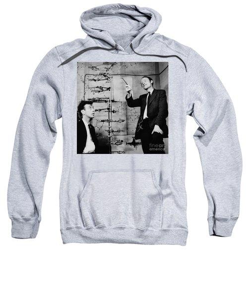 Watson And Crick Sweatshirt