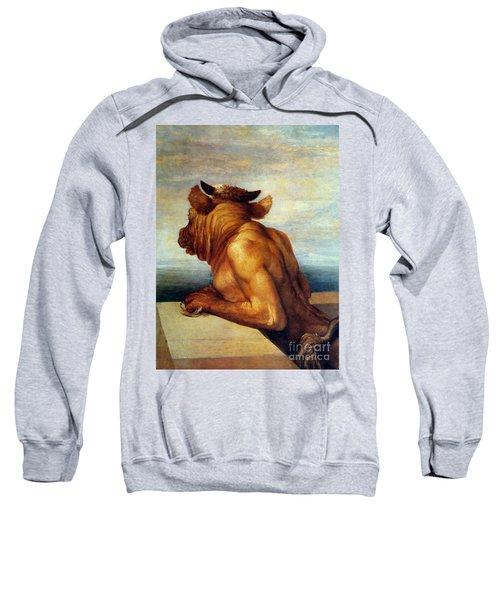 Watts: The Minotaur Sweatshirt
