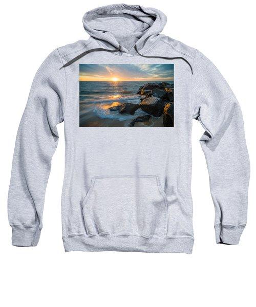 Wave Break Sweatshirt