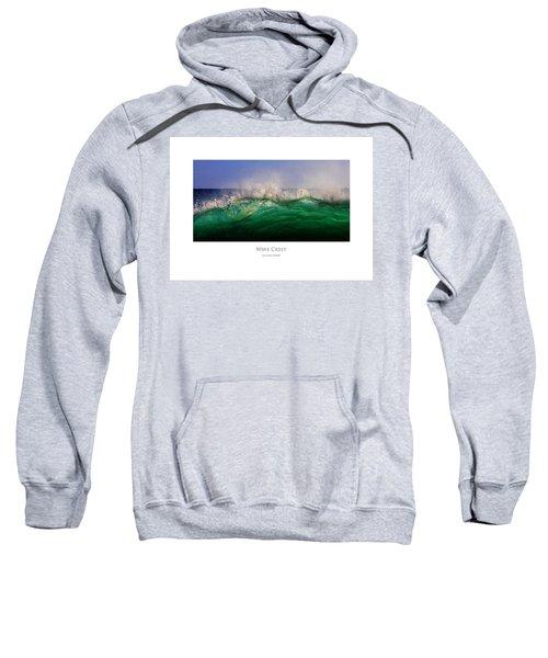 Wave Crest Sweatshirt