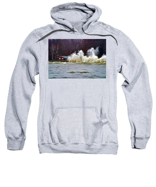 Waveform Sweatshirt