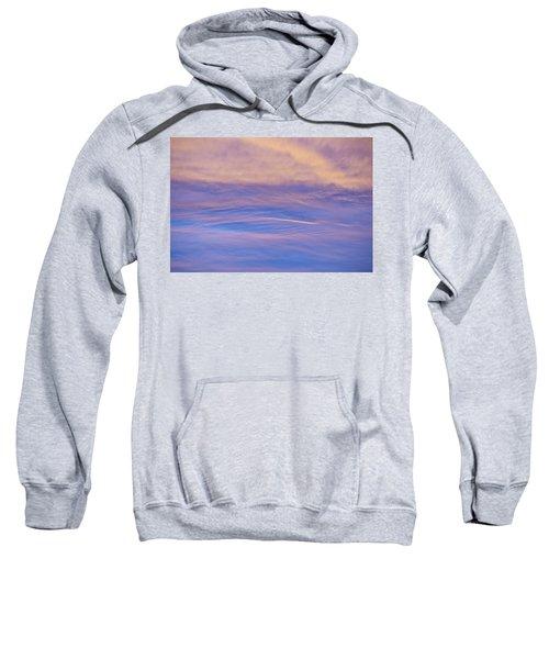 Waves Of Color Sweatshirt