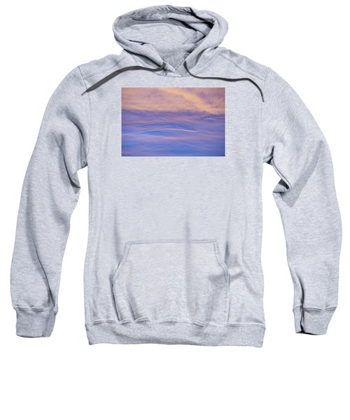 Waves Of Color Sweatshirt