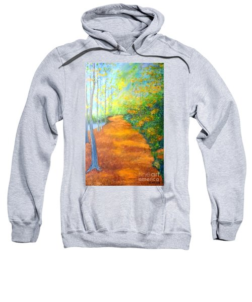 Way In The Forest Sweatshirt