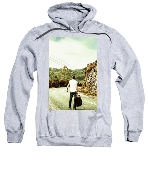Way Of Old Travel Sweatshirt