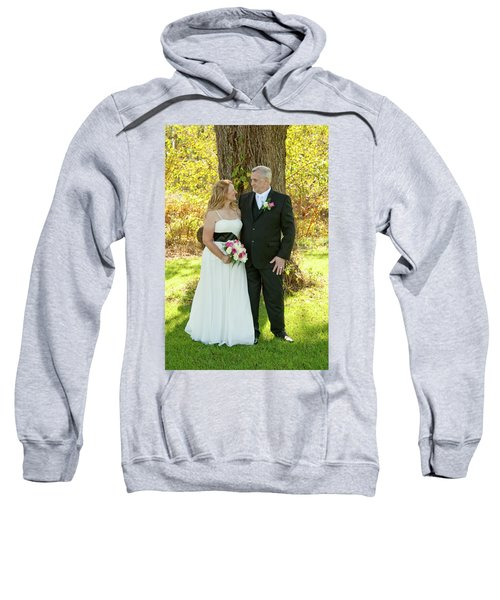 Wedding 2-6 Sweatshirt