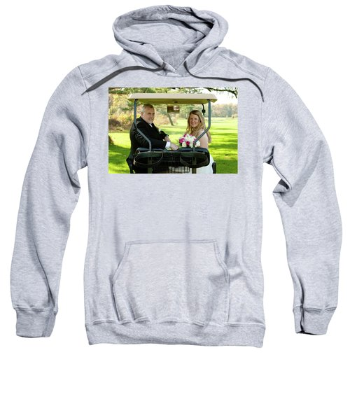Wedding 2-7 Sweatshirt