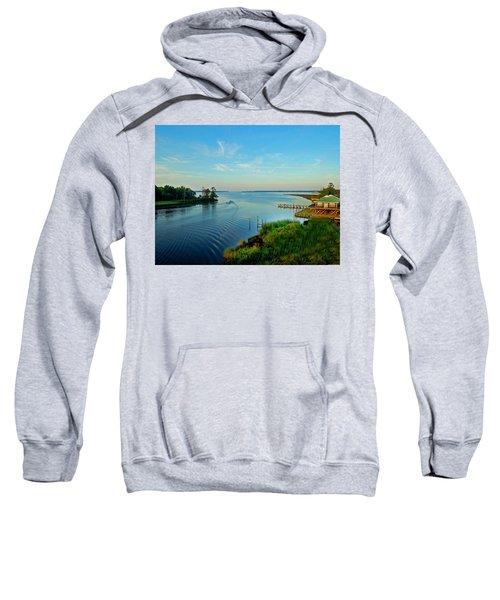 Weeks Bay Going Fishing Sweatshirt