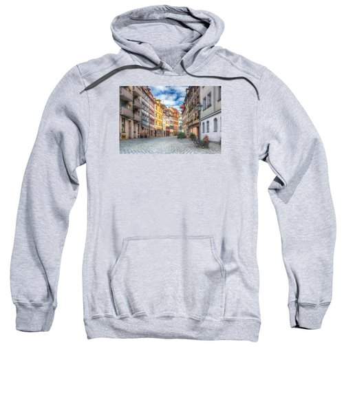 Weissgerbergasse Sweatshirt