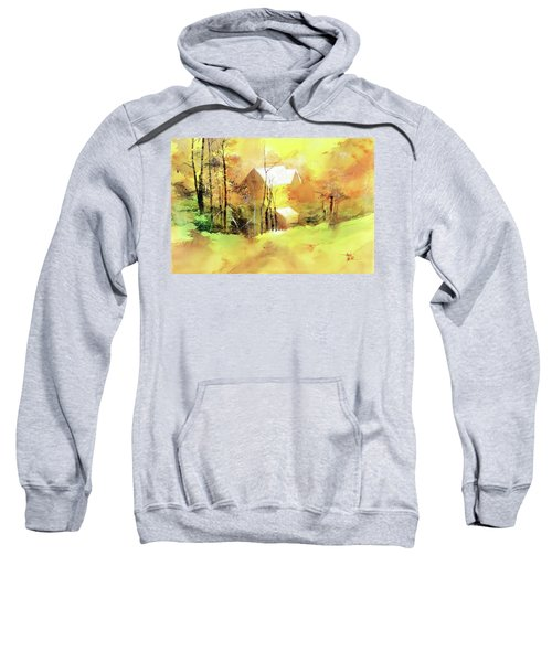 Welcome Winter Sweatshirt
