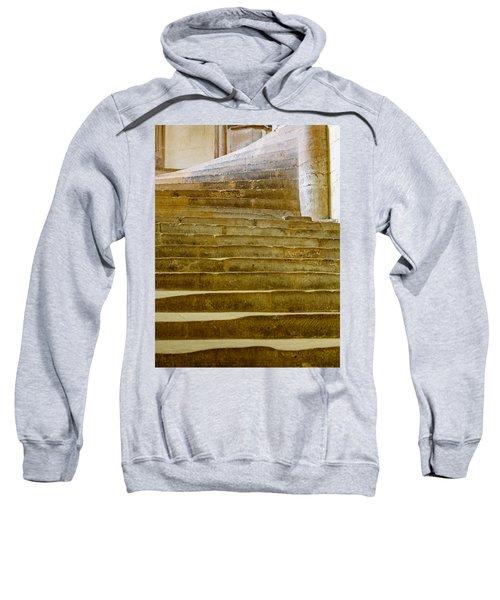 Wells Cathedral Steps Sweatshirt