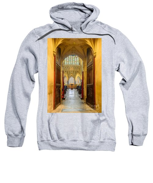 Wellscathedral, The Quire Sweatshirt