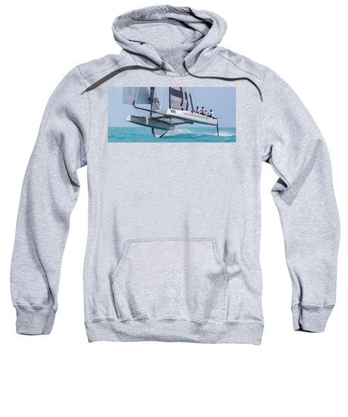 We're Flying Now Sweatshirt