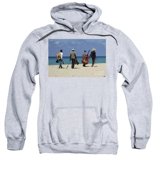 We're Gonna Make Music For You Sweatshirt