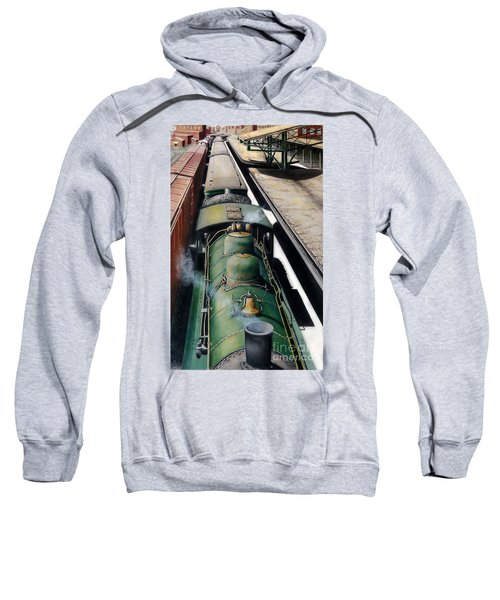 Eastbound To The Mountains Sweatshirt