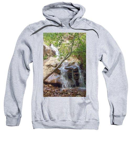 Western Side Of Etiwanda Falls Sweatshirt
