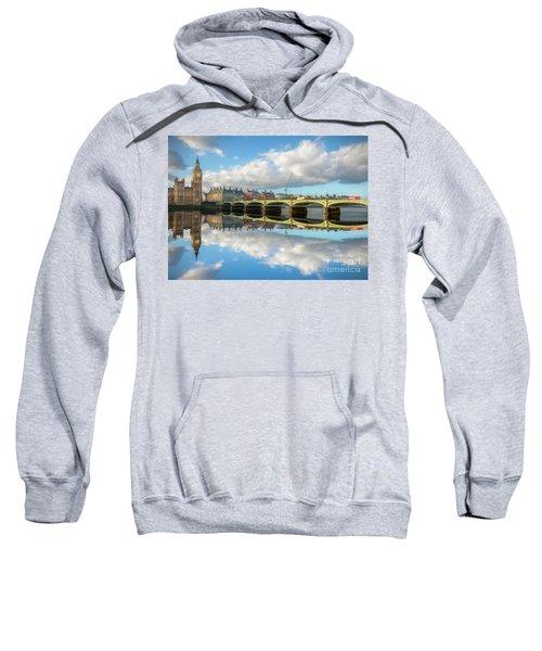 Westminster Bridge London Sweatshirt