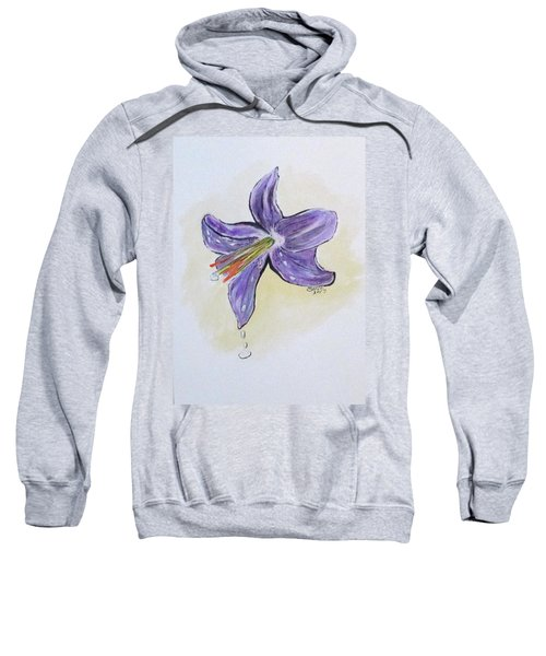 Wet Flower Sweatshirt