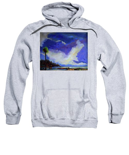 Wetlands Sky  Sweatshirt