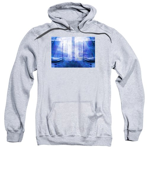 Whales Talking Sweatshirt