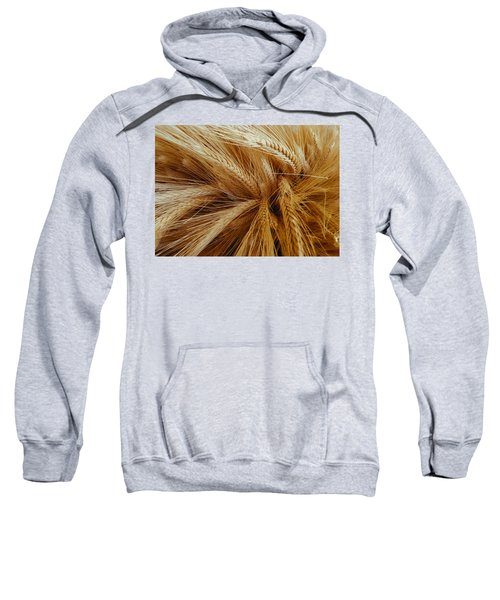 Wheat In The Sunset Sweatshirt