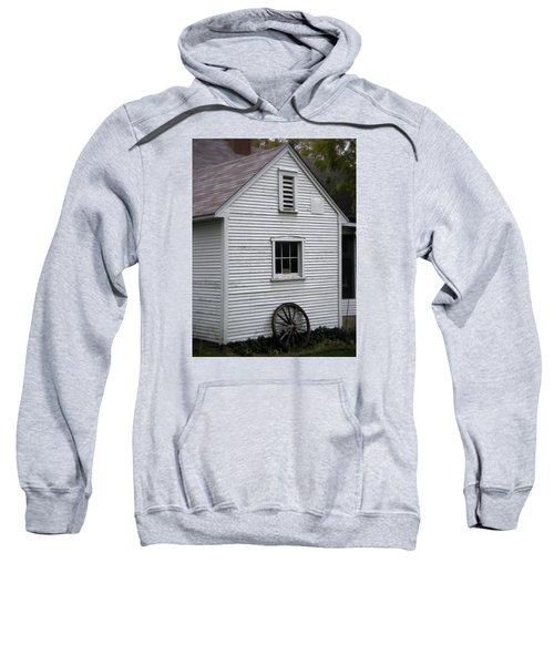Wheel Sweatshirt by Frank J Casella