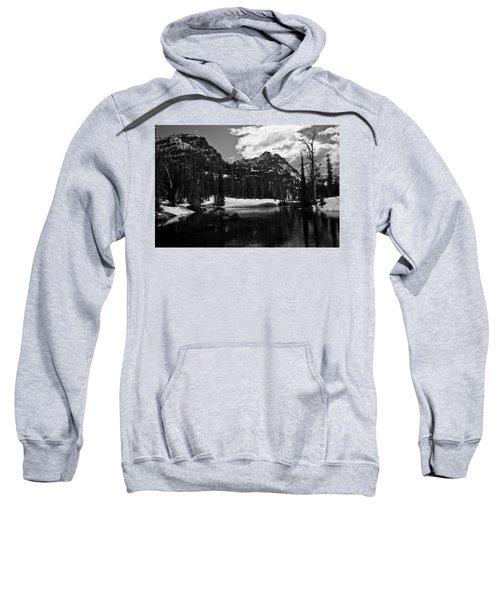 Whelp Lake, Mission Mountains Sweatshirt