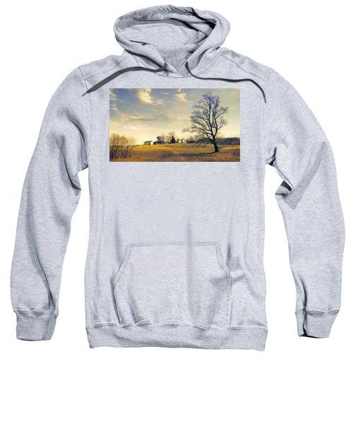 When I Come Back Sweatshirt