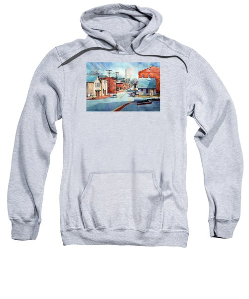 When The Fog Lifts Sweatshirt