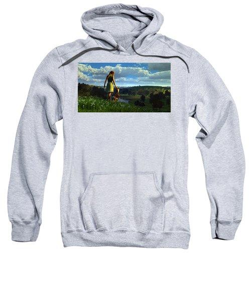 When The Sparrows Sing Sweatshirt