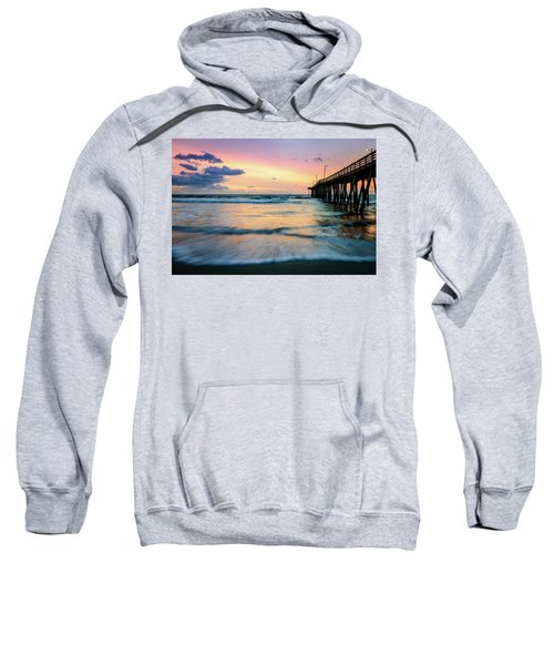 When The Tides Return Sweatshirt