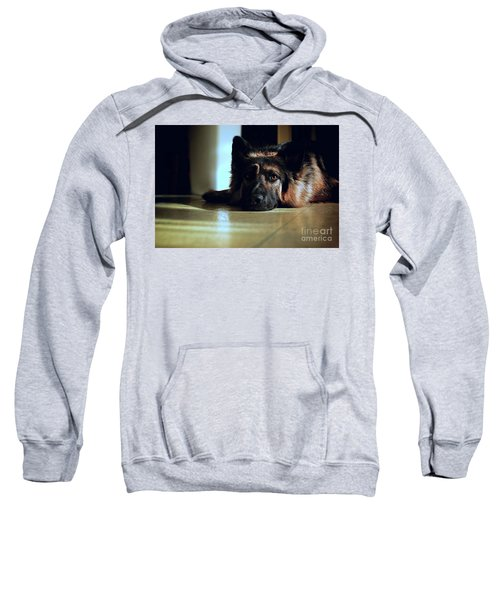 When Their Eyes Look At Your Soul Sweatshirt