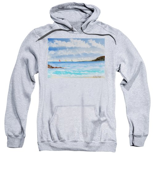 Where There's A Wind, There's A Race Sweatshirt
