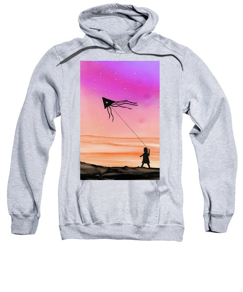 Whisper In The Wind Sweatshirt