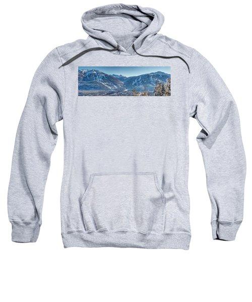 Whistler Blackcomb Ski Resort Sweatshirt
