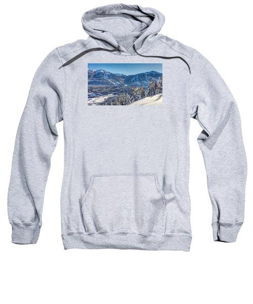 Whistler Blackcomb Winter Wonderland Sweatshirt