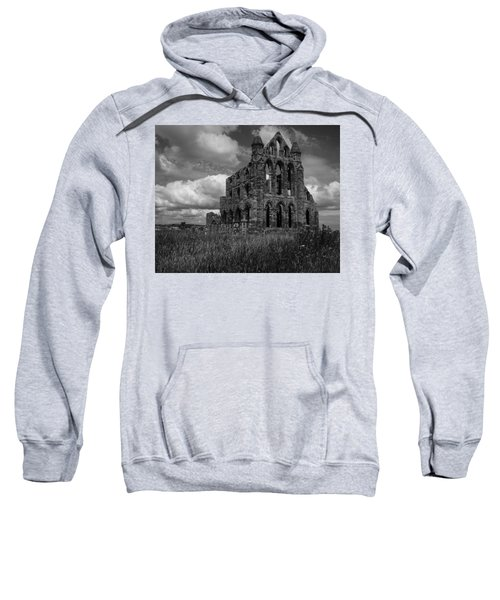 Whitby Abbey, North York Moors Sweatshirt