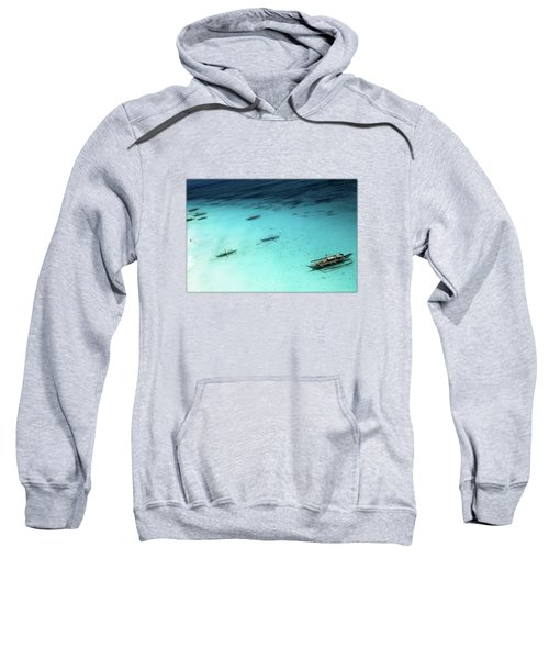 White Beach Boracay Sweatshirt
