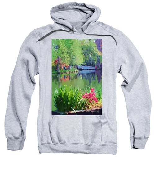 White Bridge Sweatshirt