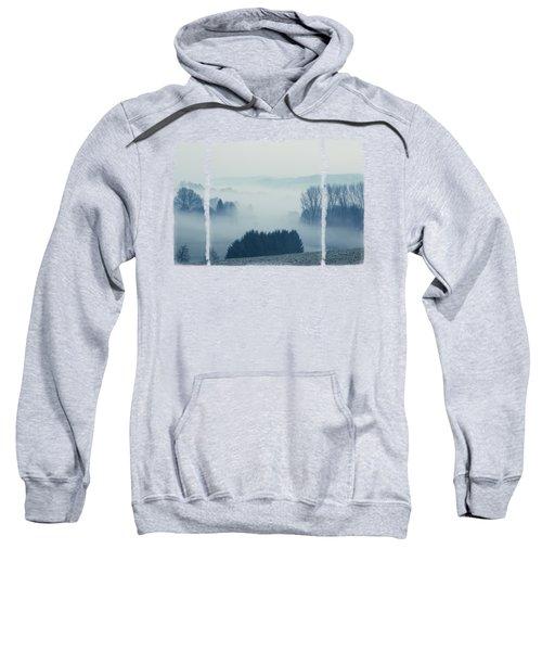 White Cover - Misty Fields Sweatshirt