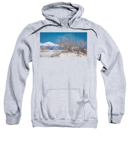 White Desert Sweatshirt