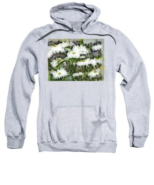White Drops.. Sweatshirt