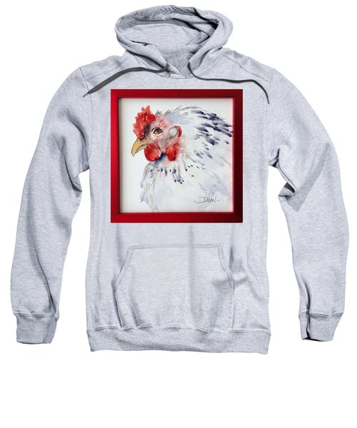 White Hen Sweatshirt