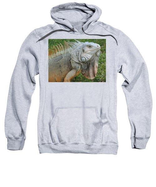 White Lizard Sweatshirt