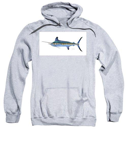 White Marlin Sweatshirt