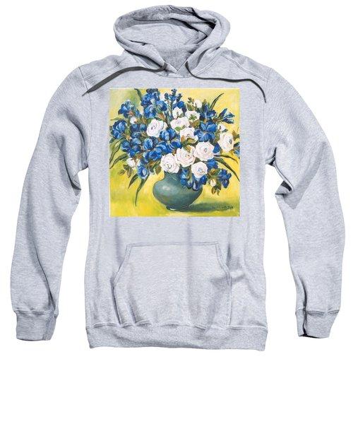 White Roses Sweatshirt