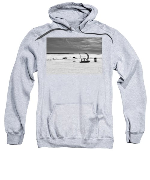 White Sands National Monument #9 Sweatshirt