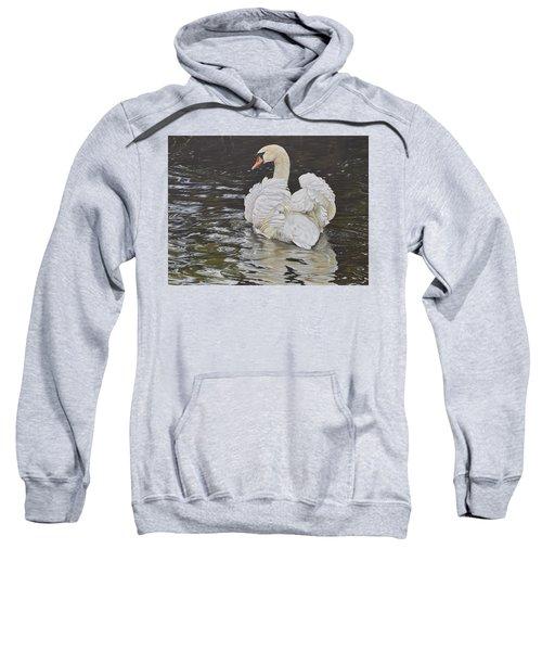 White Swan Sweatshirt