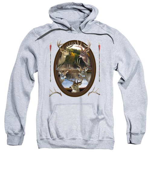 Whitetail Dreams Sweatshirt