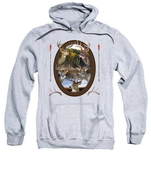 Whitetail Dreams Sweatshirt